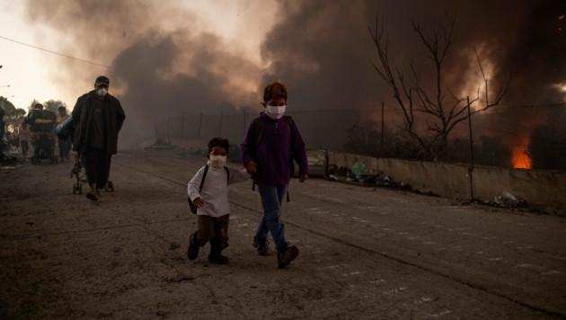 (Bild: ANGELOS TZORTZINIS /AFP)