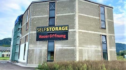 In der neuen Anlage am Südring kann man Boxen mieten. (Bild: Tragner Christian)