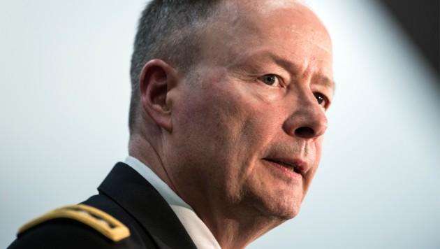 Keith Alexander war von 2005 bis 2014 Direktor des US-Geheimdienstes NSA. (Bild: AFP)