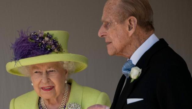 Queen Elizabeth, Prinz Philip (Bild: www.PPS.at)