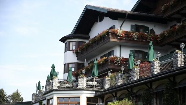 Auch das Kurhotel Vollererhof in Puch musste während der Coronakrise vorläufig schließen. Wegen finanzieller Entschädigung streitet der Chef des Vier-Sterne- Betriebes derzeit mit seiner Versicherung. (Bild: Tröster Andreas)