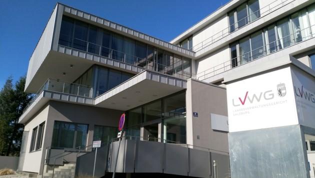 Landesverwaltungsgericht Salzburg (Bild: Grill Max/Kronenzeitung)