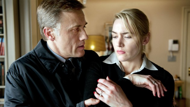"""Christoph Waltz und Kate Winslet in Polanskis Film """"Der Gott des Gemetzels"""""""