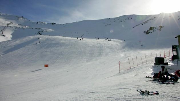 Das Skigebiet am Mount Hutt in Neuseeland (Bild: GEPA)