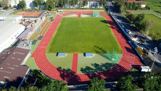 05.09.2020, Leichtathletik-Zentrum Sportland Oberösterreich, AUT, Leichtathletik-Zentrum, im Bild Leichtathletik-Zentrum Sportland Oberösterreich (Bild: © Harald Dostal / 2020)