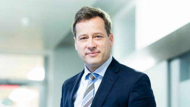 Andreas Zirlik, Kardiologe (Bild: Marija Kanizaj)