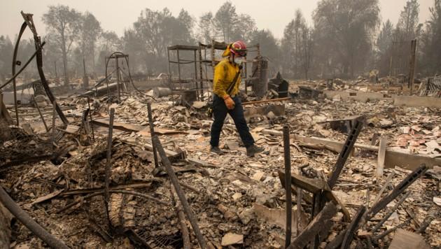 (Bild: AP/Paula Bronstein)
