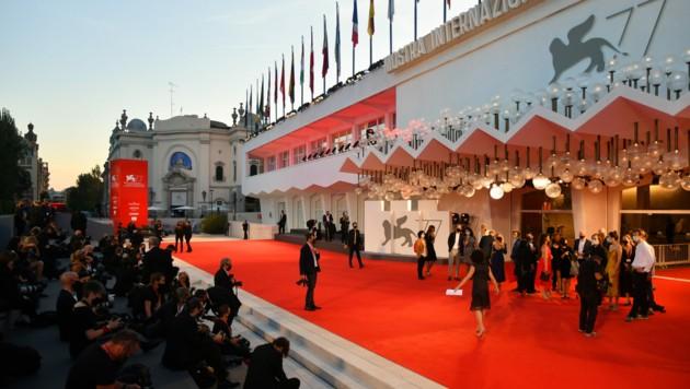 Filmfest in Venedig