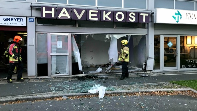 (Bild: Berufsfeuerwehr Klagenfurt)