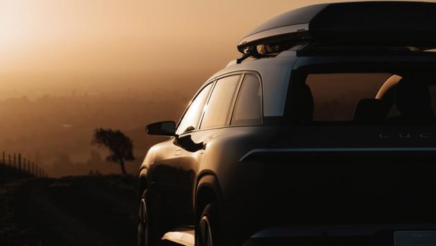 Lucid SUV (Bild: Lucid)