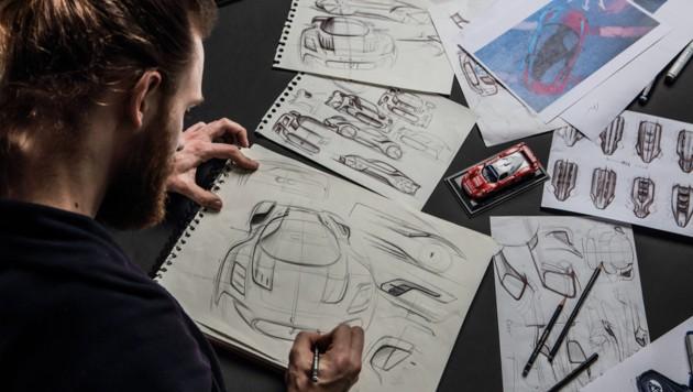 Maserati arbeitet an den Modellen von morgen (Bild: Maserati)