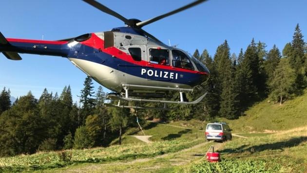 (Bild: Alpinpolizei/Huber)