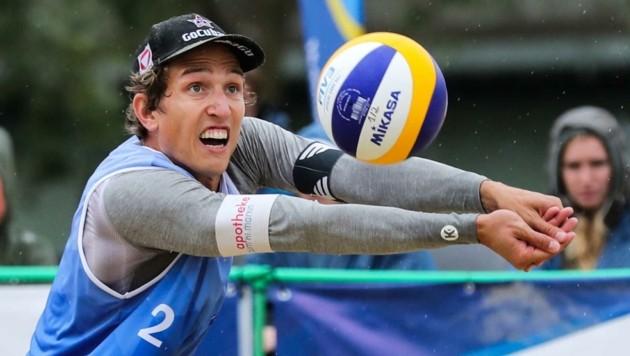 Beachvolleyballer Julian Hörl
