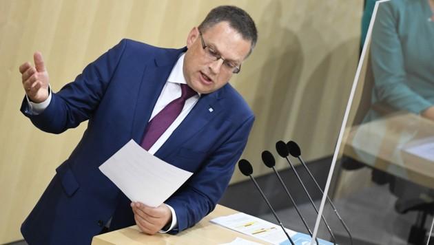 ÖVP-Klubobmann August Wöginger (Bild: APA/ROBERT JAEGER)
