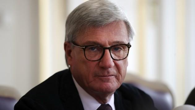Bürgermeister Harald Preuner (ÖVP) (Bild: Tröster Andreas)
