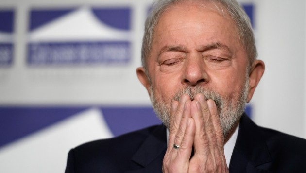 Lula da Silva (Bild: AFP)