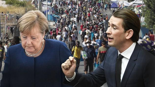 (Bild: AFP, APA/ROBERT JAEGER, Krone KREATIV)