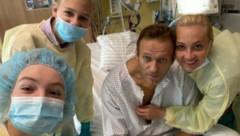 Nach dem Giftanschlag auf ihn meldete sich Alexej Nawalny nun erstmals wieder auf Instagram zu Wort (Bild: instagram.com/nawalny)