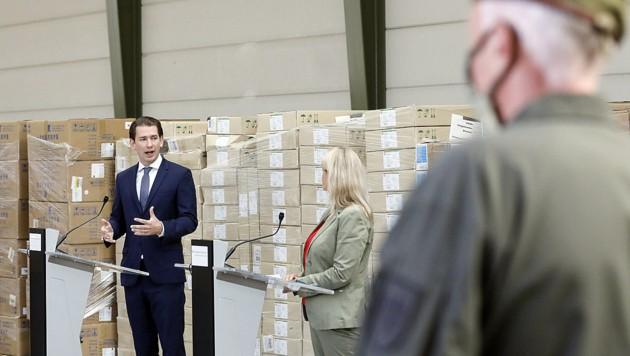 (Bild: APA/Bundeskanzleramt/Dragan Tatic)
