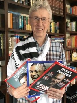 Der Grazer Walter Kowatsch-Schwarz ist Korrespondent für France Football. (Bild: zVg/Kowatsch-Schwarz)