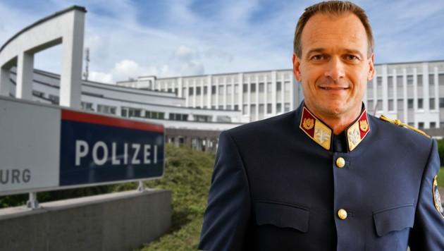 Bernhard Rausch ist seit 1995 im Polizei-Dienst, gilt als sehr erfahren.