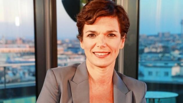 SPÖ-Chefin Pamela Rendi-Wagner (Bild: Zwefo)