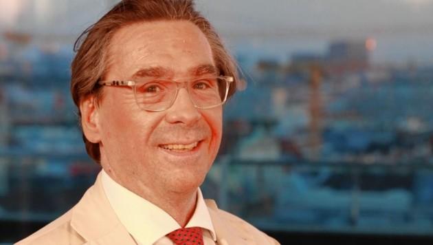 Infektiologe Florian Thalhammer