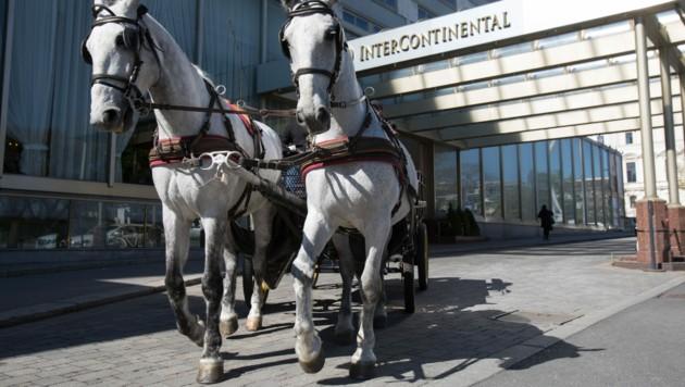 In der Hotellerie herrscht große Aufregung wegen der deutschen Einstufung als Risikogebiet. (Bild: AFP)