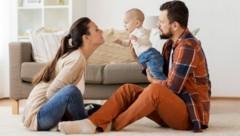 Eine eigene kleine Familie ist für viele wichtig. (Bild: Syda Productions/stock.adobe.com)
