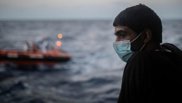 (Bild: AP/Santi Palacios)