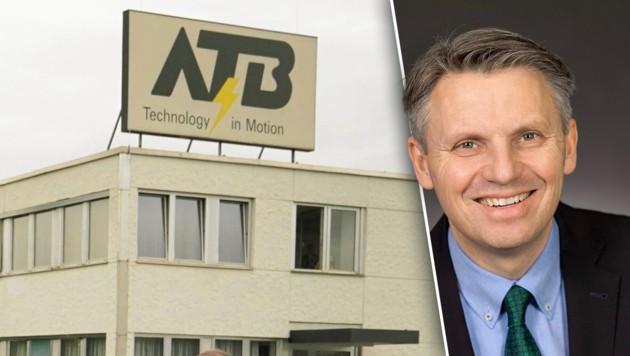 ATB-Spielberg-Geschäftsführer Rolf Primigg (Bild: Sepp Pail, ATB, Krone KREATIV)