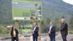 Felipe, Geisler, Kröll und Köll (v.l.) sind vom Resultat begeistert (Bild: Daum Hubert)