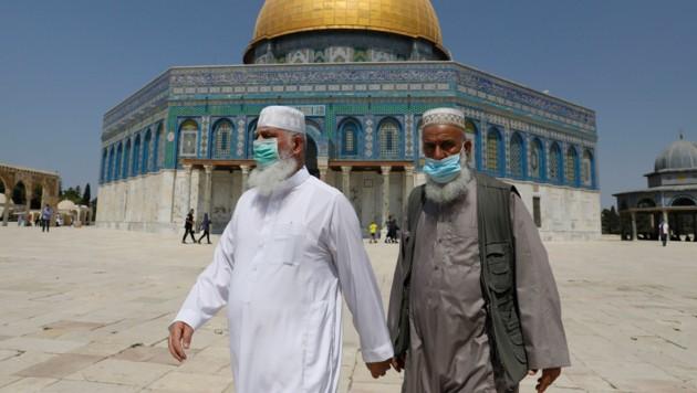 Israel setzt Österreich ab Dienstag auf die rote Liste. Österreich warnt trotz des zweiten Lockdowns nicht vor Reisen nach Israel. (Bild: AFP)