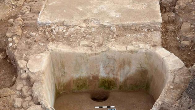 (Bild: Tell el-Burak Archaeological Project)