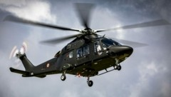 Ein AW169M der italienischen Streitkräfte, wie ihn auch Österreich bekommen würde (Bild: Ministero della Difesa)