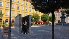 Wolfgang Becksteiners Denkmal. (Bild: Wolfgang Becksteiner)
