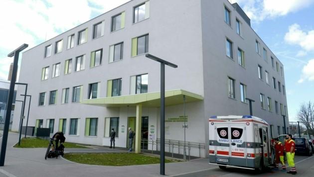Die Klinik Favoriten (Bild: APA/HERBERT PFARRHOFER)