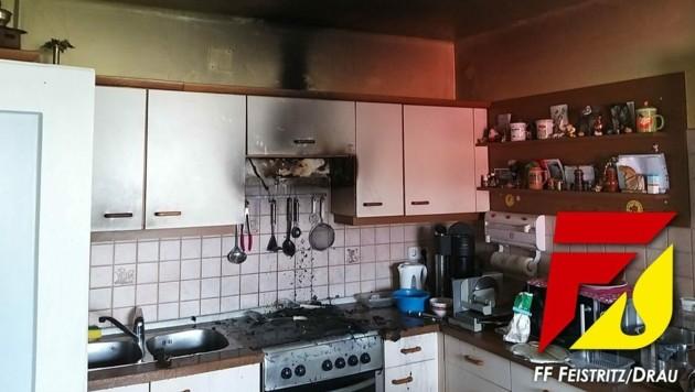 (Bild: Feuerwehr Feistritz/Drau)