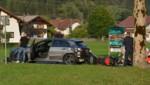 Bei einem Unfall in Pinswang wurden am Samstag zwei Personen verletzt. (Bild: zoom.tirol)