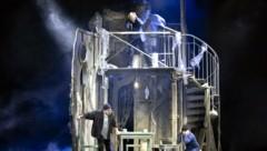 Die Situation im Leuchtturm beginnt zu eskalieren. (Bild: Birgit Gufler)