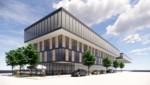 Das alte Postgebäude in Wels soll durch dieses moderne Uni-Gebäude ersetzt werden (Bild: Delta Ziviltechniker GmbH)