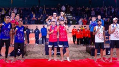 (Bild: CEV Beach Volleyball)