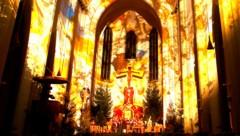 Corona-bedingt kann das 30-Jahr-Jubiläum in der Kirche St. Andrä heuer nicht stattfinden (Bild: www.neumayr.cc)