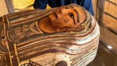 (Bild: Egyptian Ministry of Antiquities)
