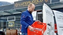 Hannes Hönegger will nach der Sanierung durchstarten. (Bild: Roland Holitzky)
