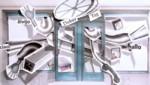 """""""Dober Tag""""-die Grußmaschine: Seit April wartet die singende und sprechende Skulptur auf die Eröffnung. (Bild: Sigrid Friedmann)"""