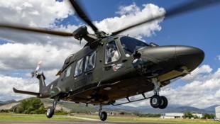 18 Hubschrauber vom Typ AW169M des italienischen Herstellers Leonardo gehören ab Mitte 2022 zur Bundesheer-Flotte. (Bild: APA/Italienisches Verteidigungsministerium)
