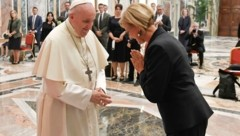 (Bild: Fotografico Vaticano)