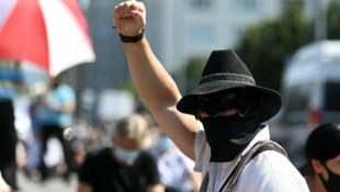 Mit jeder Corona-Verschärfung nehmen auch die Demonstrationen in Deutschland zu. (Bild: APA/AFP/Christof Stache)