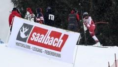 Saalbach sprang zuletzt im Februar 2020 im Weltcup ein - das soll auch bei der WM-Vergabe honoriert werden. (Bild: Tröster Andreas)